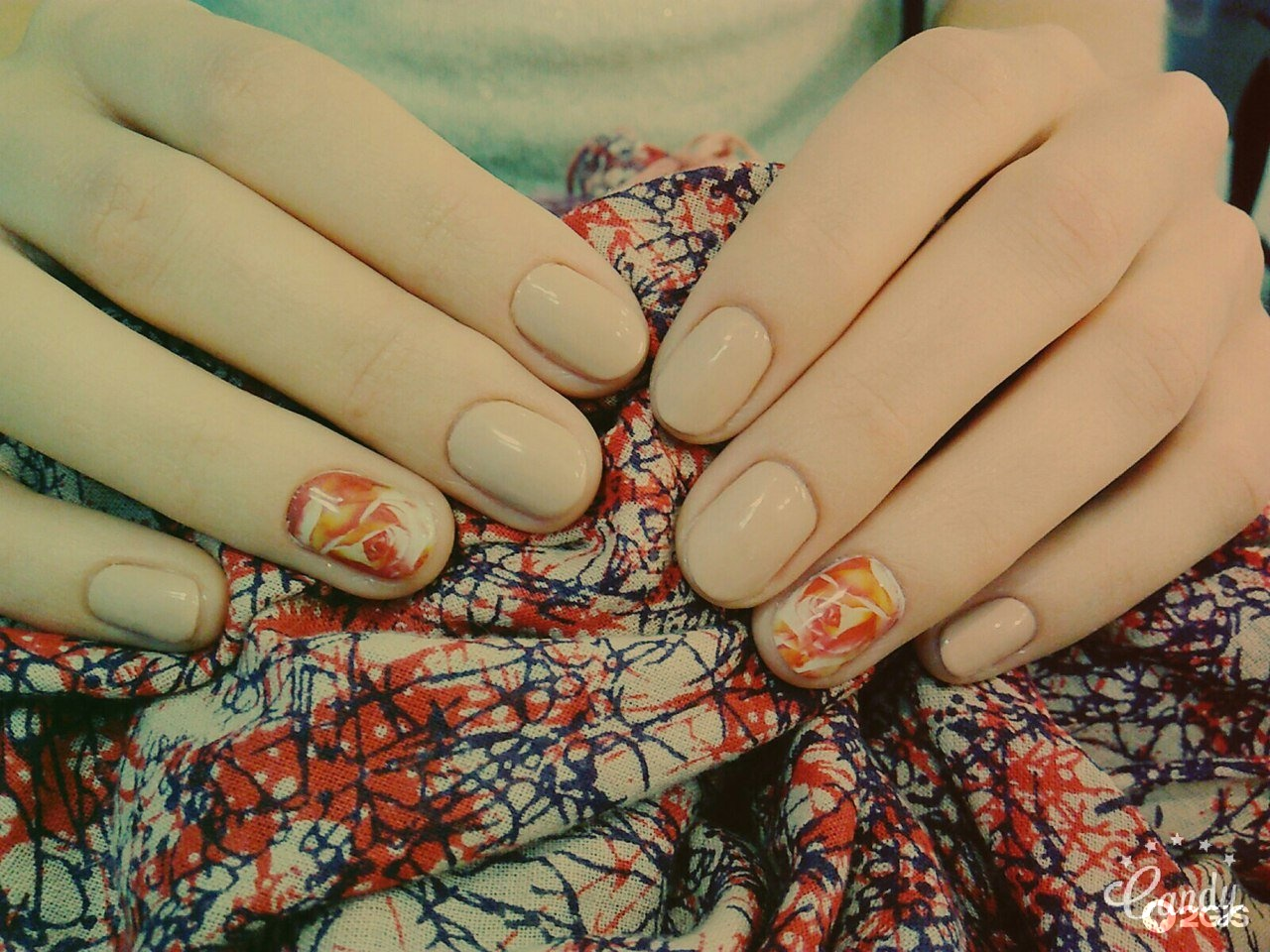 Наращивание ногтей в одессе фото