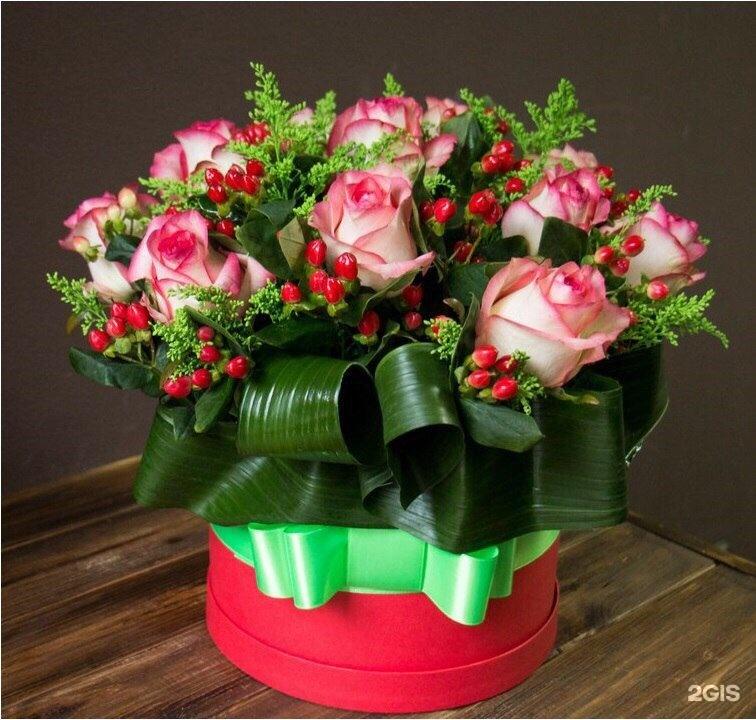 Доставка цветов и подарков ростов-на-дону 35