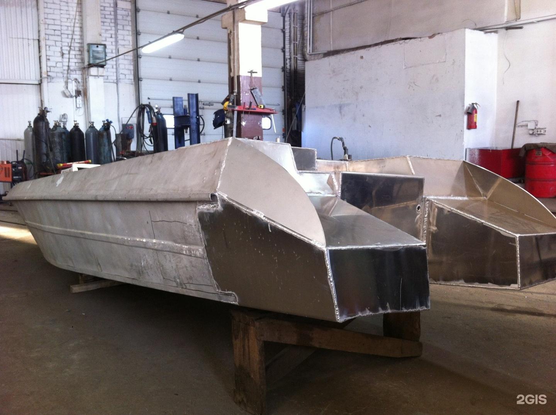 Тюнинг лодка крым