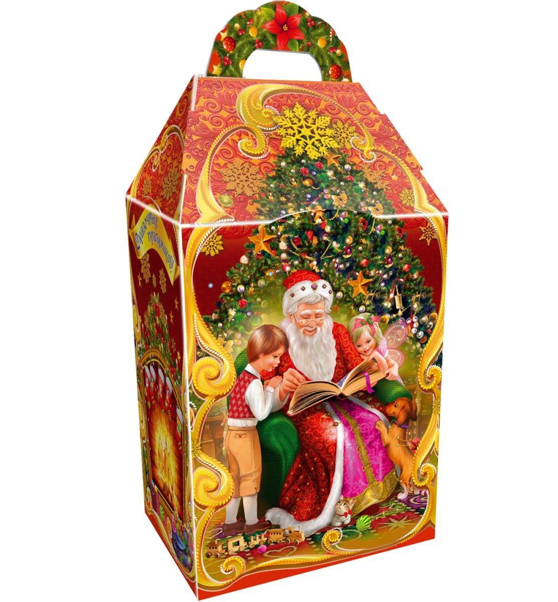 Упаковка для новогодних подарков оптом в Беларуси. Сравнить цены, купить 73