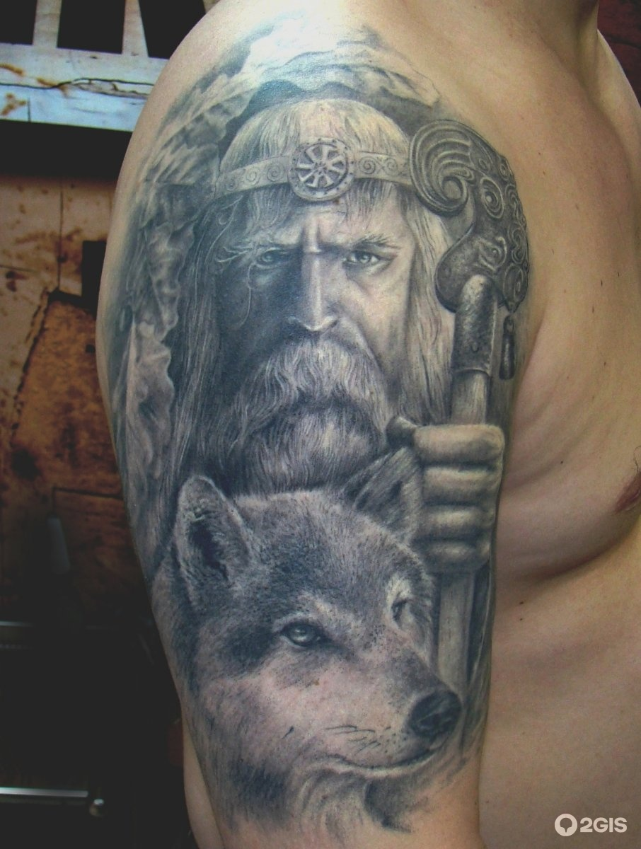 Славянские боги татуировки фото