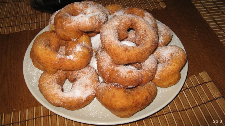 Пончики в домашних условиях рецепт
