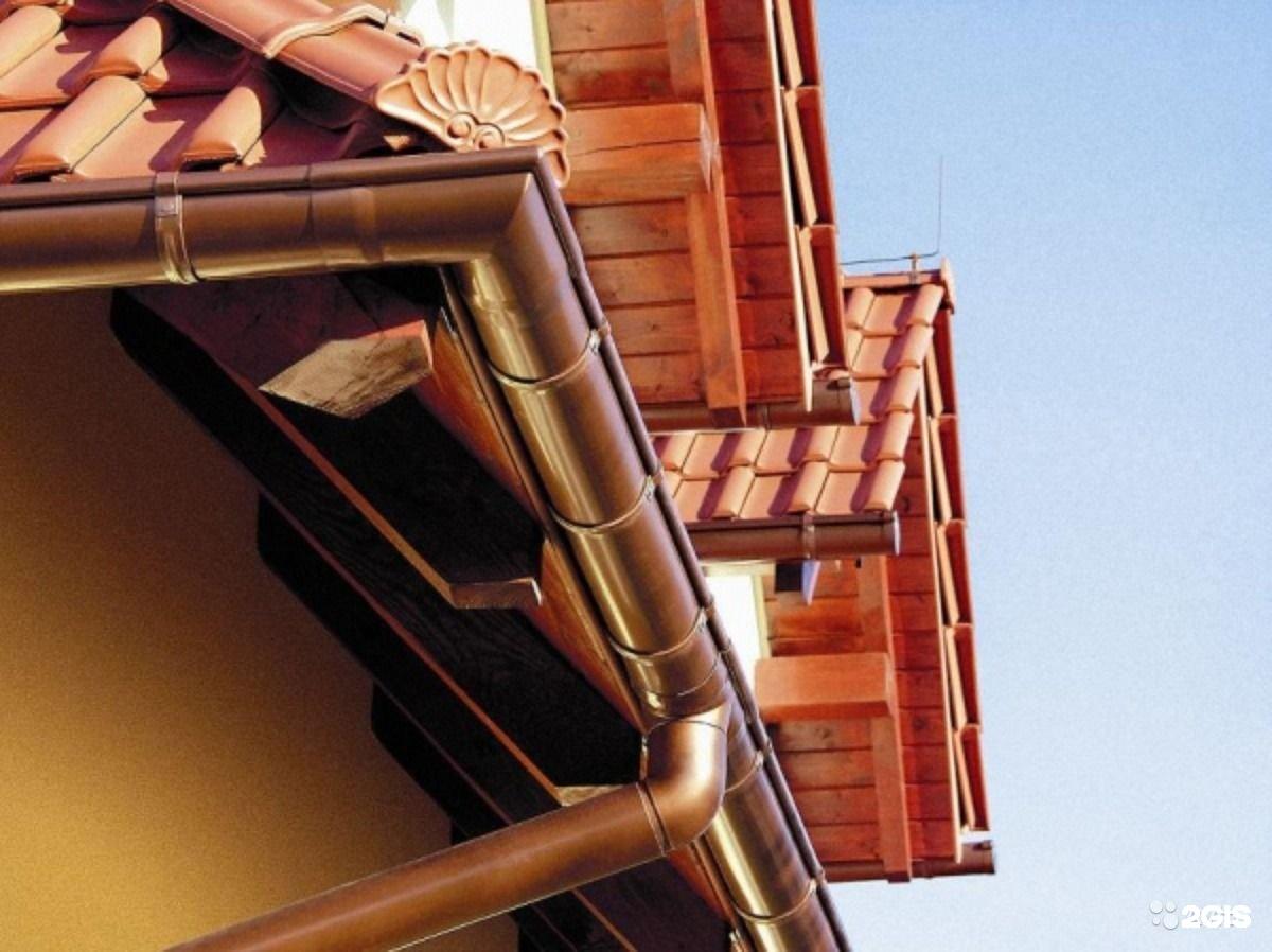 Красивые крыши домов своими руками