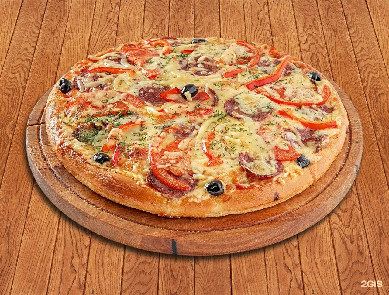 Пицца по техасски рецепт