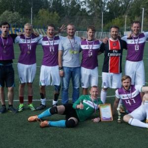 Фото от владельца Dream Team, школа футбола для взрослых