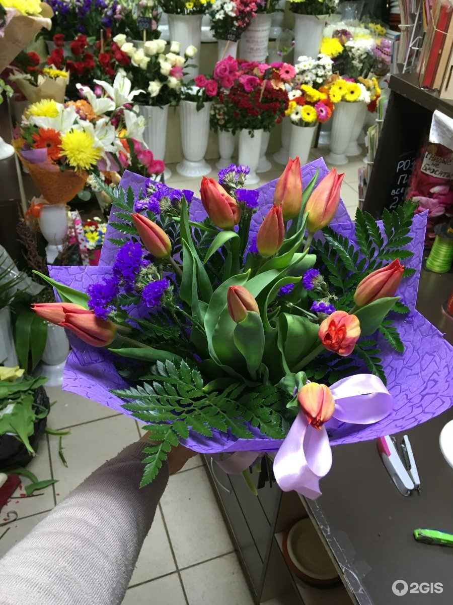 Магазин цветы в уральске