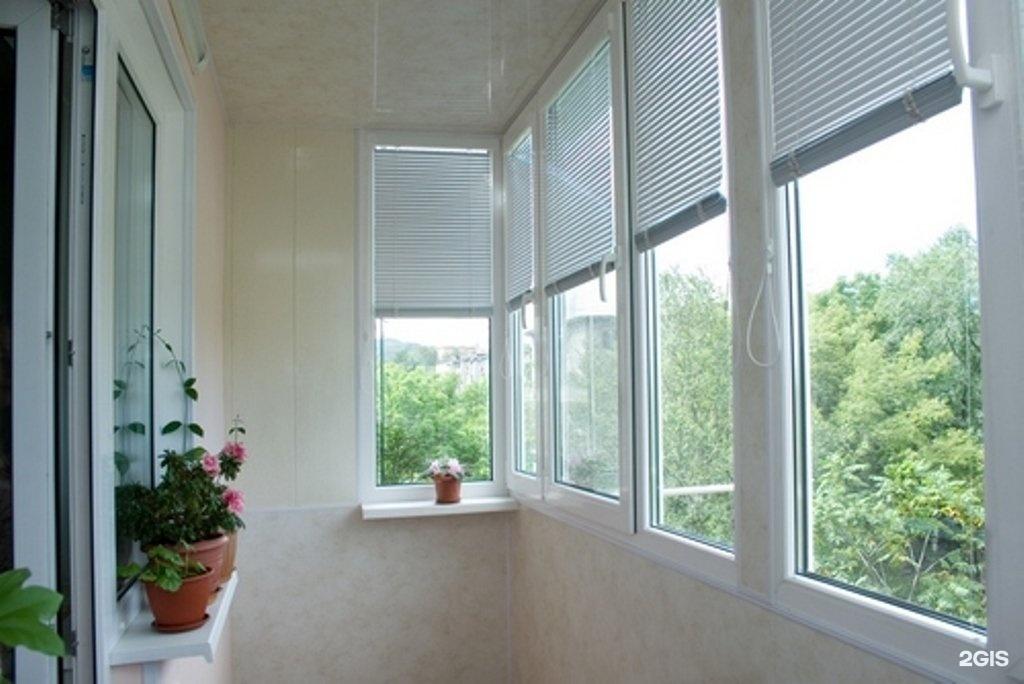 Жалюзи на балкон и лоджию - лучшая защита от солнца!.