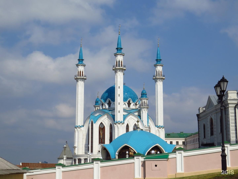 Открытки мечети кул шариф, лето