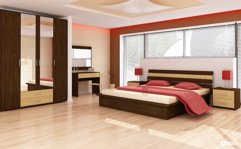 Спальня 239 - пензенская мебельная фабрика.