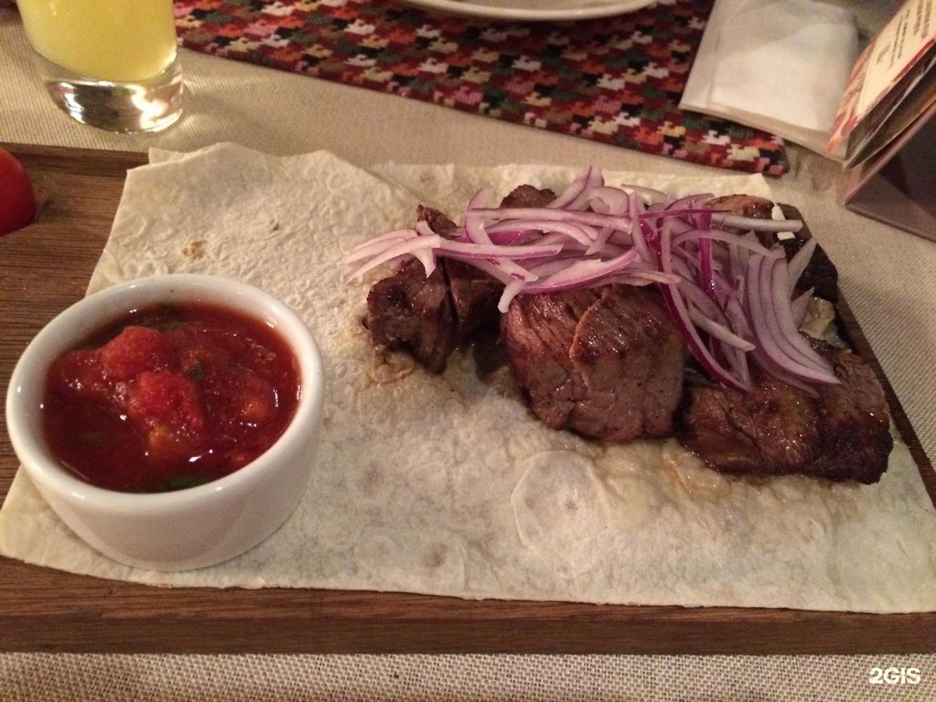 Ресторан грузинской кухни отзывы