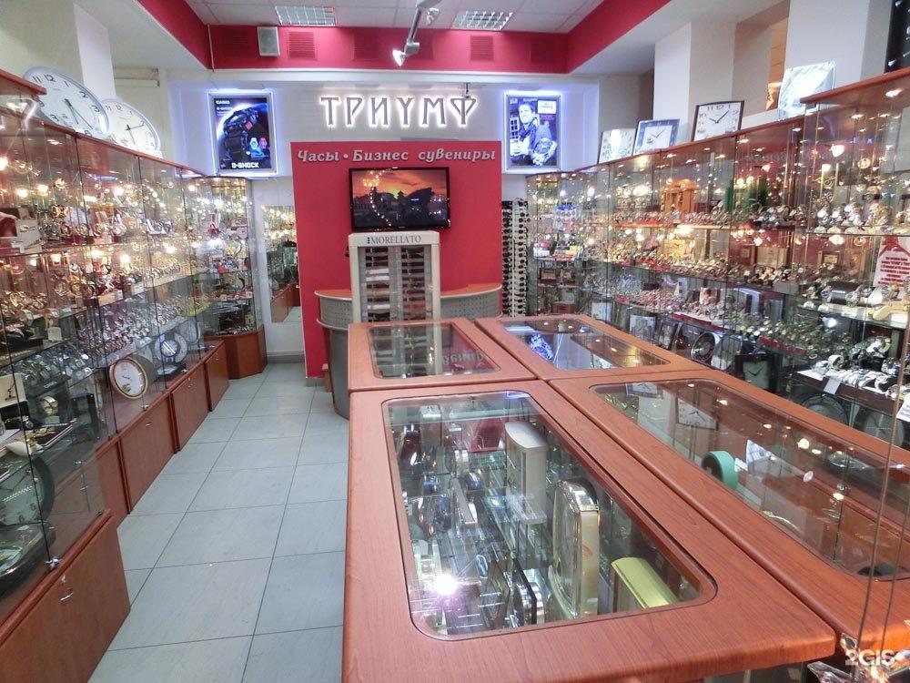 Зал российских часов - izumrud-khvru