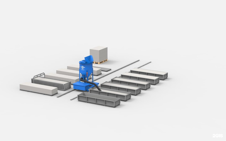 алтайстроймаш оборудование для производства газобетона цены
