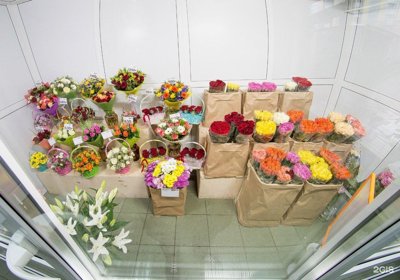 Корзины цветы по оптовым цене саратов