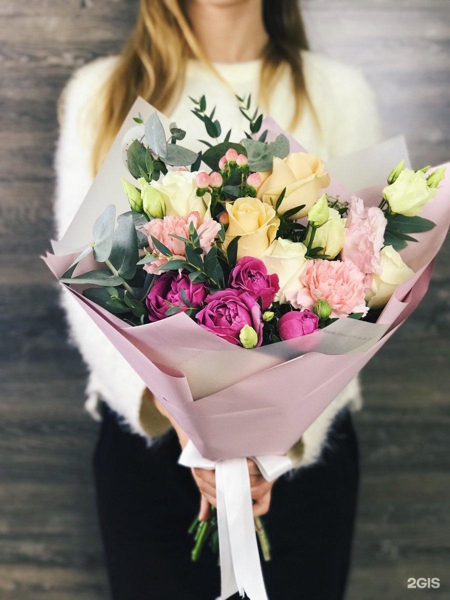 Заказ букета чебоксары, цветы