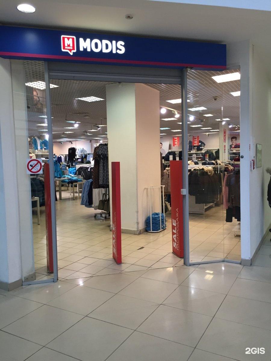 официальный сайт магазин модис город челябинск