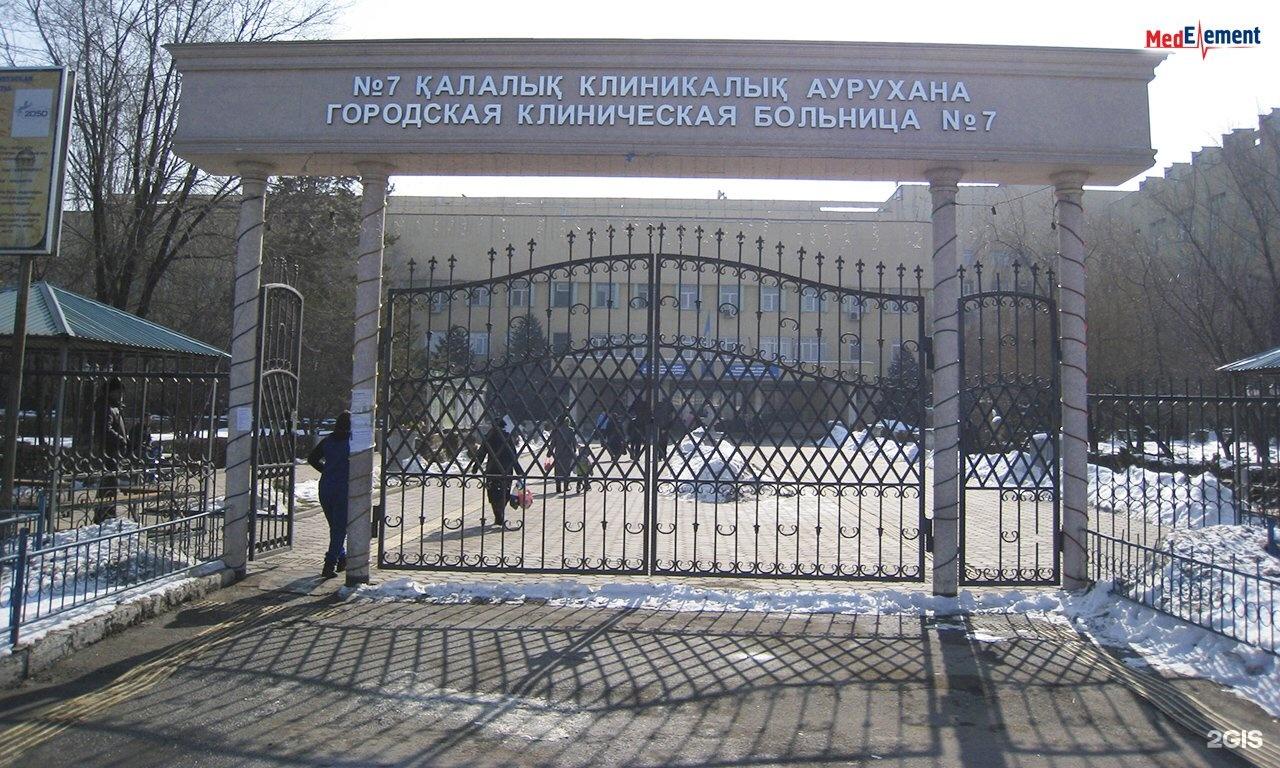 Родственники пациента избили врачей в реанимации горбольницы в Алматы